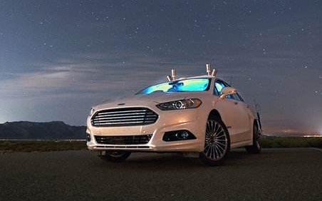 图森发布无人驾驶视觉感知系统,能为夜间无人驾驶提供准确环境感知