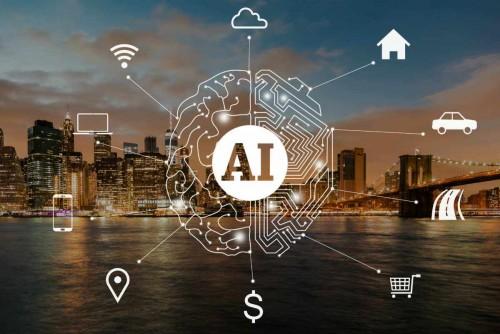 中美在人工智能发展水平趋于世界领先水平