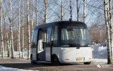 无印良品推出首款无人驾驶巴士GACHA,形似玩具太空舱