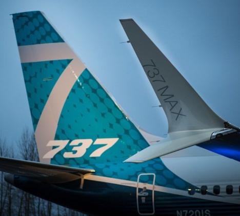 波音计划将一项安全功能安装在所有的737 MAX飞机上
