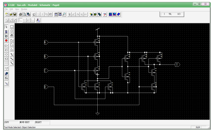IC版图 tanner pro软件的使用资料总结