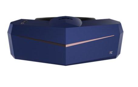 小派科技正式推出了全新的商业版VR头显RE系列