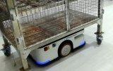 慕尼黑电子展:AGV移动机器人格外抢眼