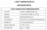 上海硅产业集团已与海通证券签署辅导协议并进行辅导备案