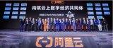 阿里云发布了《2018-2019年度中国SaaS...