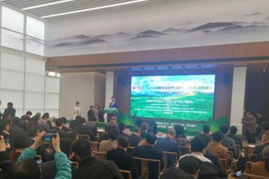 北京联通携手华为开启了茶产业博览会信息化服务的5...