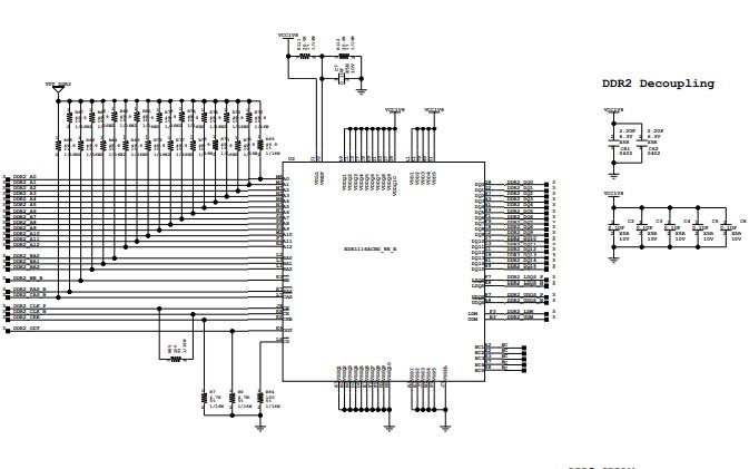 xilinx spartan 6的电路原理图免费下载