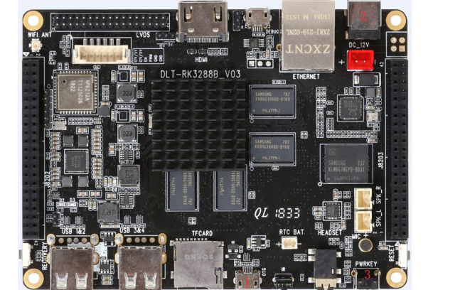 RK3288主板芯片的ABB有线和无线调试使用说明
