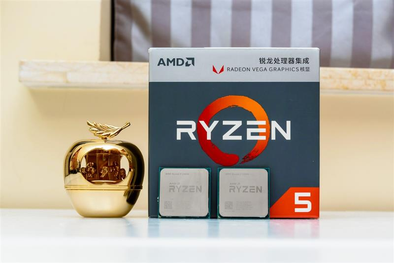 AMD锐龙2200GAPU评测 值不值得买