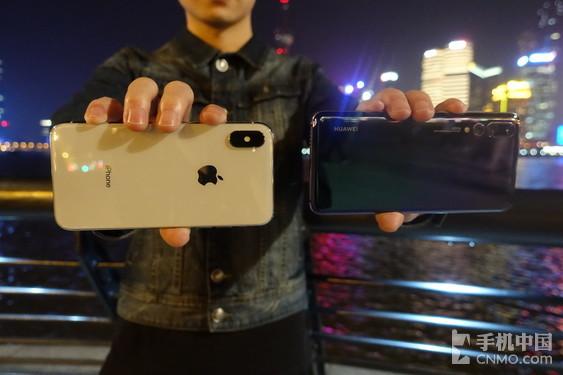iPhoneX和华为P20Pro拍照对比 哪个最好