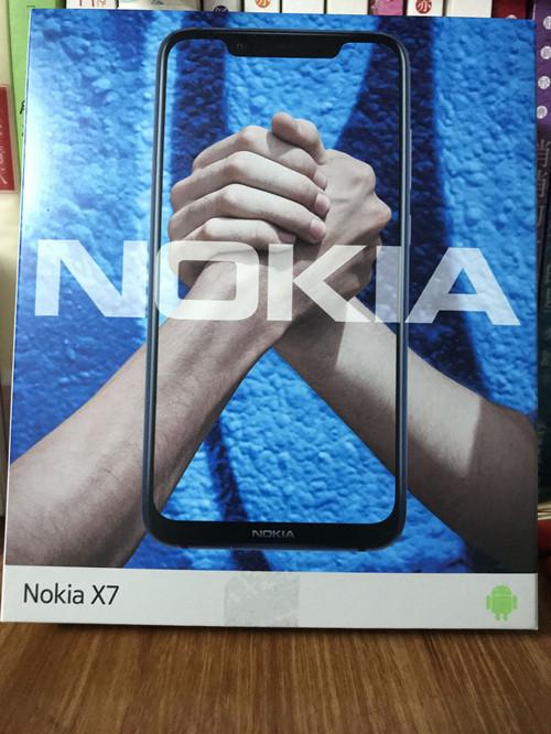 NokiaX7評測 最重磅的鏡頭來啦