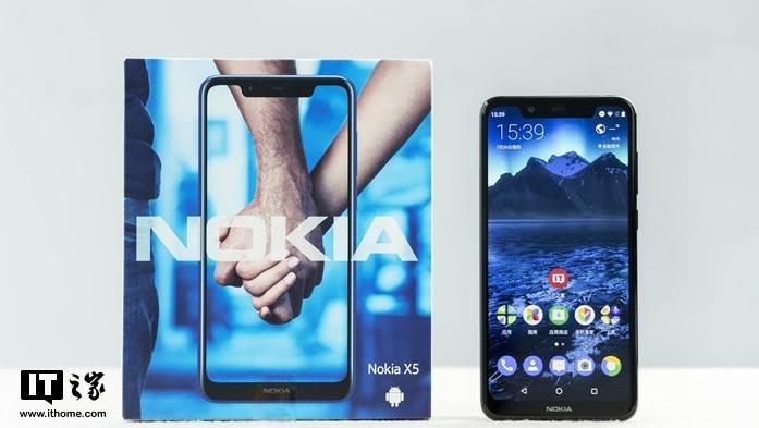 诺基亚X5体验 有设计感的性价比千元机