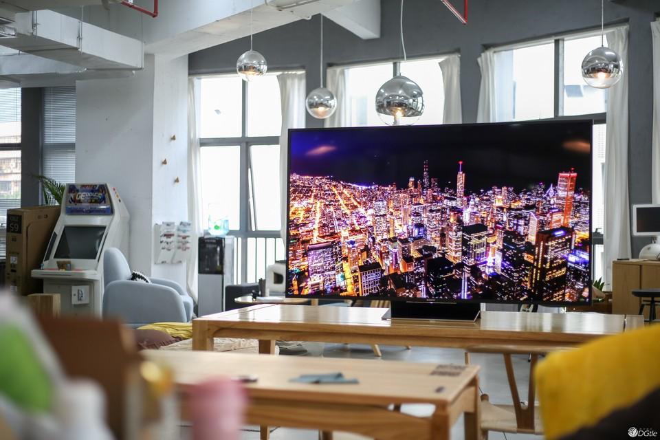 65英寸索尼4K电视Z9D体验 HDR显示效果十...