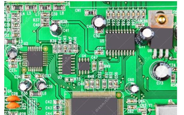 微型电路回波损耗与电压驻波比表的详细资料说明