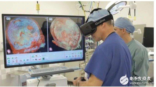 以色列率先使用AR与VR辅助现场手术