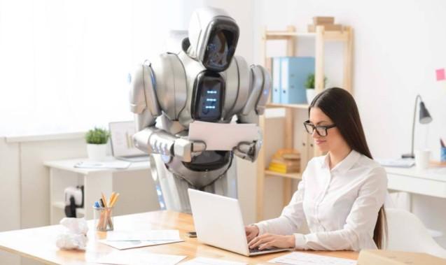 为什么人类在人工智能研究偏向女机器人?