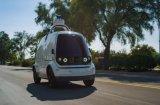 Nuro 机器人送货车将在美国德克萨斯州进行递送服务