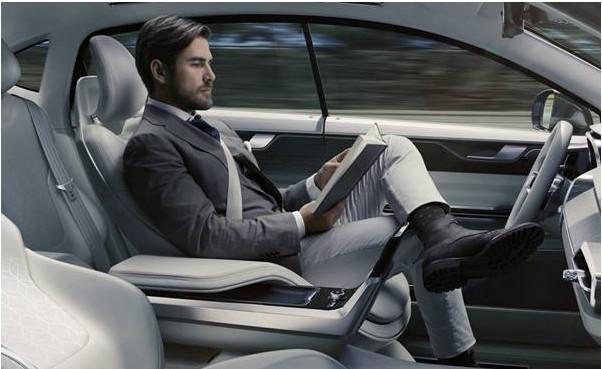 特朗普干预自动驾驶汽车技术的发展