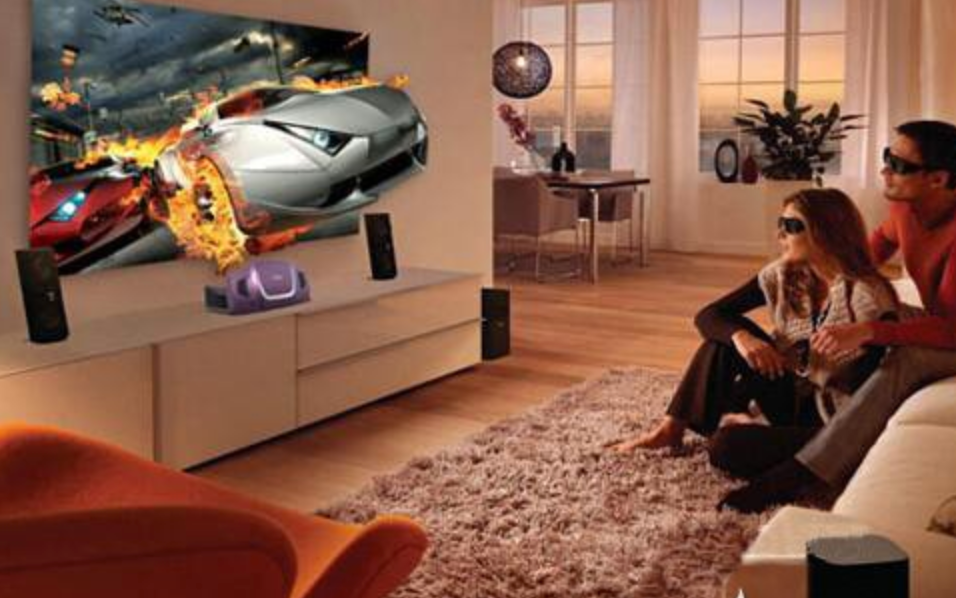 激光投影市场迎来五大增长点,激光电视增势最猛