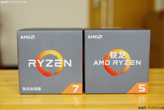 第二代AMD锐龙处理器评测 超高性价比