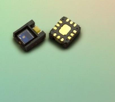 安华高科技推出了两款面向小型化电子应用的数字色彩传感器