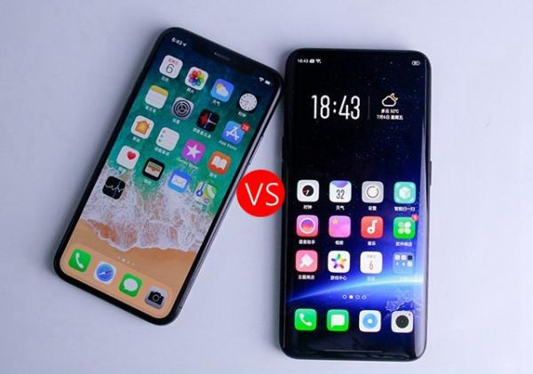 OPPOFindX和iPhoneX买哪个最好