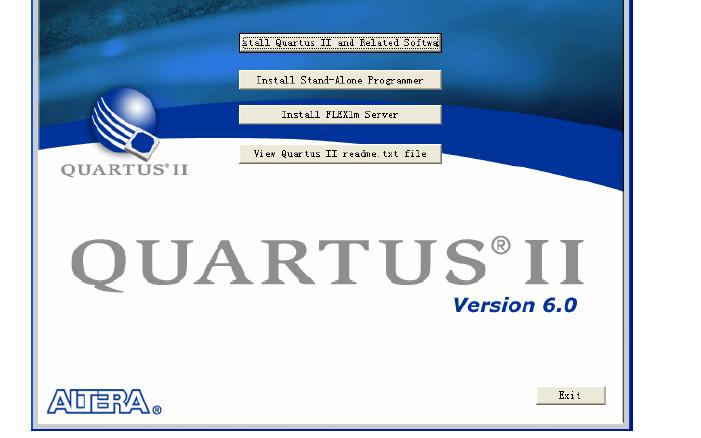 QuartusII安装教程之QuartusII安装说明和硬件安装资料免费下载