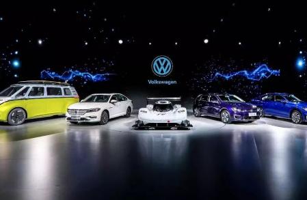 大众启动电动汽车攻势的第二阶段 加速推进在中国的...
