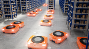 2025年将有5万多个仓库使用机器人
