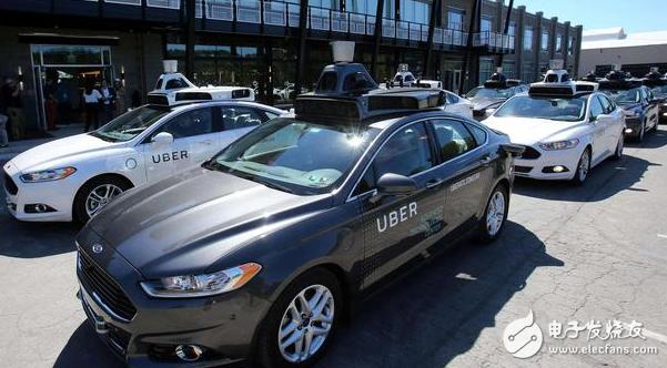 以软银、丰田为首的投资者正向Uber 自动驾驶部门投资至少10亿美元