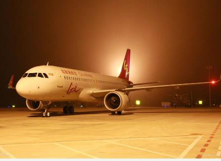 北部湾航空正式引进第2架A320neo飞机