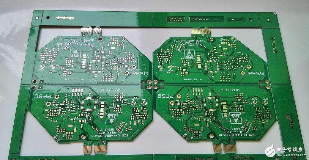 PCB在汽车电子系统中几乎无处不在