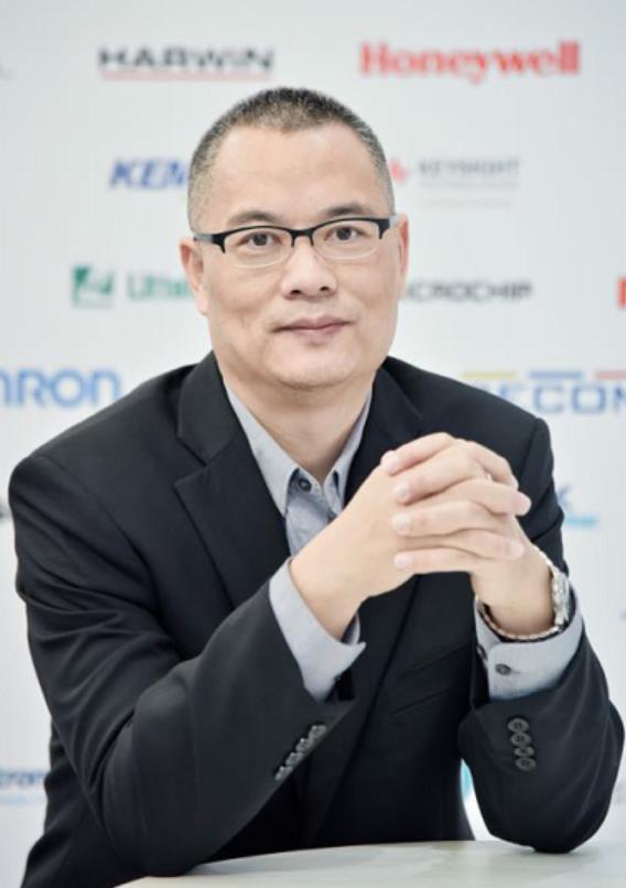 e络盟大中华区销售总监朱伟弟