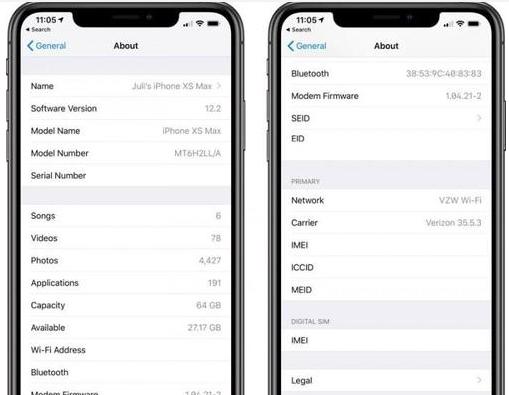 苹果正式推送了iOS 12.2版本更新苹果用户将有机会享受到VoLTE功能