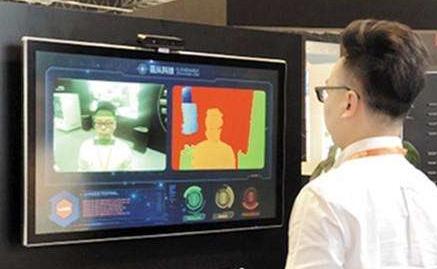 人脸识别技术准确率尚低 还存在很多问题