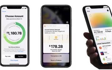 苹果发行的信用卡:Apple Card