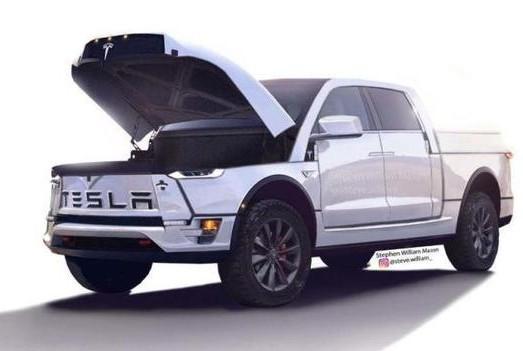 为何特斯拉产品都能够颠覆对传统汽车的印象? 皮卡曝光,续航800公里
