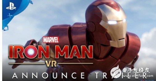 索尼发布漫威,把终极的'钢铁侠'幻想游戏单单带给...