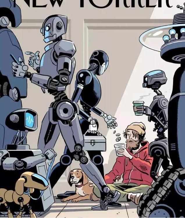 小编告诉你人工智能时代:最易被机器人淘汰的职业排名榜