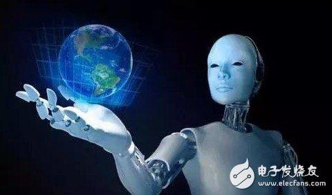 """设想未来AI机器人将会让你过上""""衣来伸手,饭来张口""""的生活"""