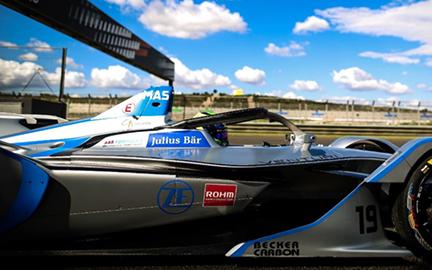 国际汽联电动方程式锦标赛三亚站结束 揭密极速赛车的幕后英雄
