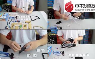 在Arduino平台上自制激光竖琴的步骤分析