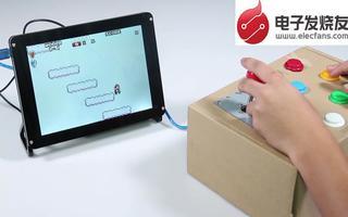 用树莓派和RetroPie软件制作游戏机