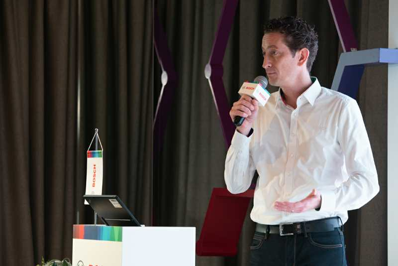 Fouad Bennini,Bosch Sensortec GmbH亚太区总裁