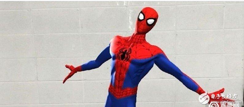 索尼影业与8th Wall推出蜘蛛侠Web AR...