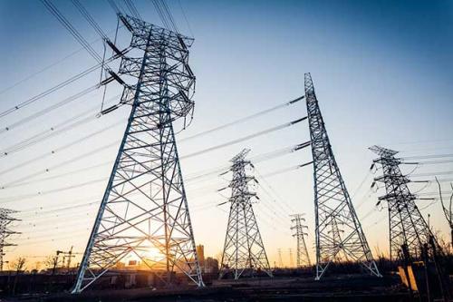 中国国家电网的互联网+智慧能源示范项目已正式进入...