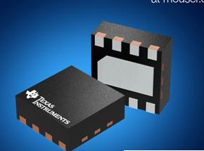 贸泽备货TI TLV9052低功耗运算放大器 具有高压摆率和低静态电流