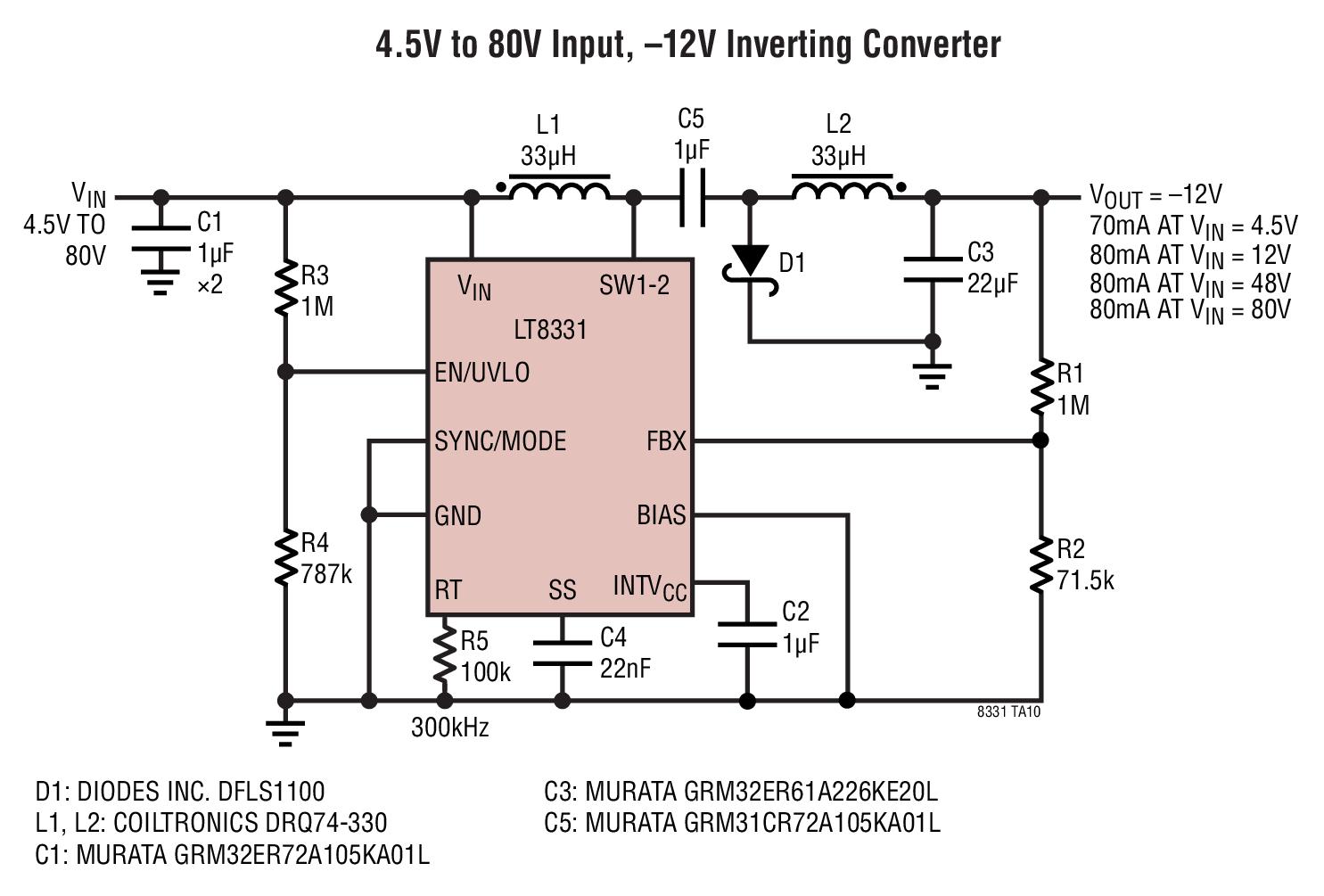 ?uk转换器和反相电荷泵转换器两者的优势和权衡