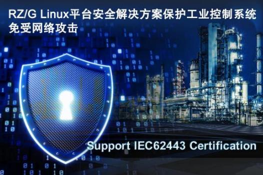 瑞薩電子安全解決方案能保護工業控制系統免受網絡攻...