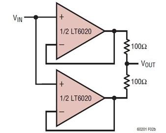 通过使用并联放大器技术改善信噪比性能